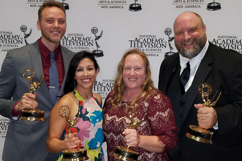 KMOS Emmy Winners 2018