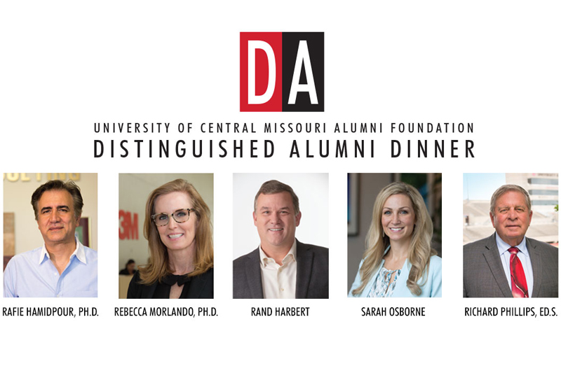 UCM Distinguished Alumni 2018