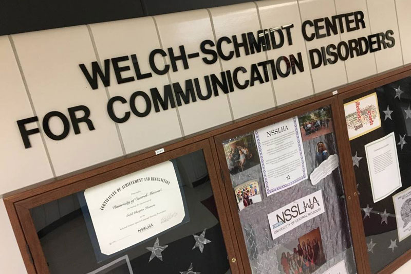 Welch-Schmidt Center